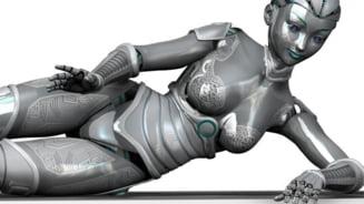 Robotul care pozeaza in pustoaica de 14 ani - da de gol pedofilii