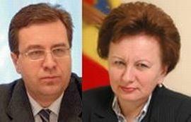 Rocada de functii: Lupu si Greceanii, candidati la presedintia R. Moldova