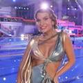 """Rochia super-sexy cu care Anna Lesko a intrat """"la apă""""! Cântăreața a renunțat la lenjeria intimă FOTO"""