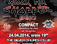 Rock My Chopper Events: Trei formatii tureaza la maxim motoarele distractiei