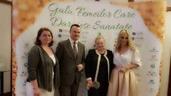 Rodica Nassar, secretar de stat in Ministerul Sanatatii, a fost premiata alaturi de Olivia Steer, celebra activista antivaccin