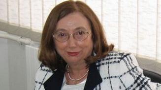 """Rodica Stanoiu, despre o """"intelegere suspecta"""" intre Monica Macovei si Viorel Hrebenciuc"""