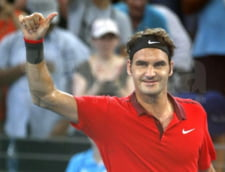 Roger Federer, aproape de o victorie istorica. Ce performanta poate atinge