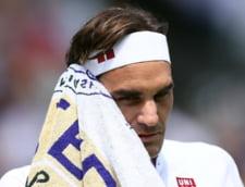 Roger Federer, de neoprit la Wimbledon