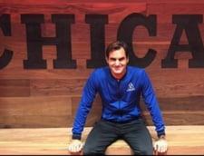 Roger Federer, despre meciul cu Marius Copil din finala de la Basel
