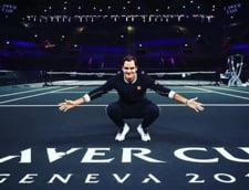 Roger Federer, eliminat de la Turneul Campionilor