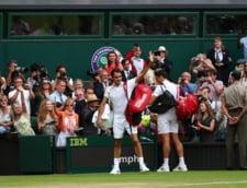 Roger Federer, eliminat de la Wimbledon: Raonic se califica in finala!