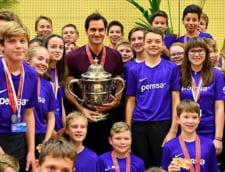 Roger Federer, impresionat de Marius Copil: ce i-a placut cel mai mult la tenismenul nostru