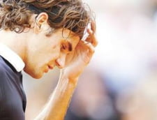 Roger Federer, in turul doi la Wimbledon