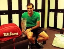 Roger Federer, invins de un jucator de 39 de ani la revenirea in tenis