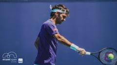 Roger Federer, la un pas de eliminare la Miami. Stan Wawrinka pierde sub ochii Simonei Halep, iar David Ferrer face surpriza turneului