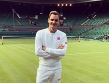Roger Federer, la un pas de o performanta uluitoare