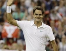 Roger Federer, meci de infarct la Wimbledon