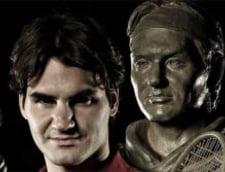 Roger Federer, razboinic din teracota la Shanghai (Galerie foto)
