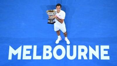 Roger Federer, singurul tenismen din istorie care ajunge la o cifra impresionanta din premiile castigate
