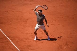 Roger Federer a ajuns in sferturile de la Roland Garros fara sa piarda vreun set