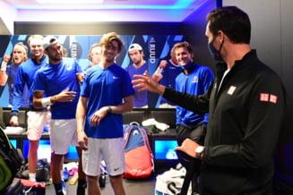 Roger Federer a dat buzna în vestiare: la ce turneu de tenis și-a făcut apariția ViDEO