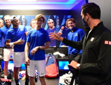 Roger Federer a dat buzna in vestiare: la ce turneu de tenis si-a facut aparitia ViDEO