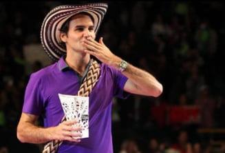 Roger Federer a dat o lovitura financiara spectaculoasa