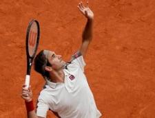 Roger Federer a explicat iesirea nervoasa de la Roland-Garros. De unde a pornit scandalul cu adversarul si cu arbitrul