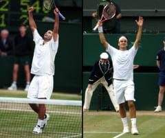 Roger Federer a facut o comparatie intre el si Pete Sampras. Ce crede ca i-a deosebit in cariera