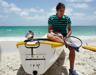 Roger Federer a intrat in istoria tenisului - ce record a batut tenismenul elvetian