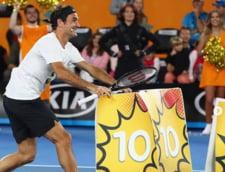 Roger Federer a intrat in istoria tenisului