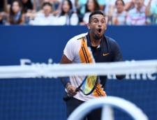 Roger Federer a realizat punctul turneului la US Open (Video)
