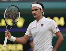 Roger Federer a revenit la Roland Garros dupa doi ani. Meci usor in primul tur pentru elvetian