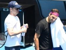"""Roger Federer a vorbit despre conditiile climatice complicate de la Australian Open: """"Intrebati oamenii daca vor sa mute turneul"""""""