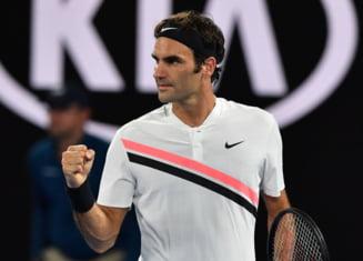 Roger Federer castiga Australian Open si intra in cartea de istorie a tenisului