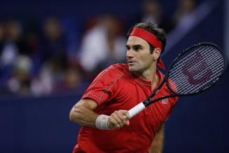 Roger Federer castiga al zecelea trofeu la Basel, orasul sau natal