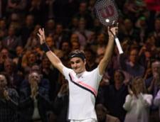 Roger Federer castiga turneul de la Rotterdam intr-o maniera impecabila