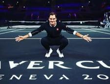 Roger Federer da o lectie superba de fair-play