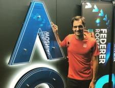 Roger Federer dezvaluie cine e tenismena de top pe care o consiliaza: E o fata grozava