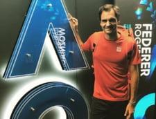 Roger Federer dezvaluie cine e tenismena pe care o sustine cel mai mult: Am felicitat-o in fiecare zi