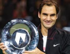 Roger Federer dezvaluie numele celor patru tenismene care l-au impresionat