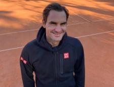Roger Federer dezvaluie secretul longevitatii in tenis