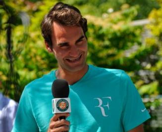 Roger Federer ii da o replica dura lui Boris Becker