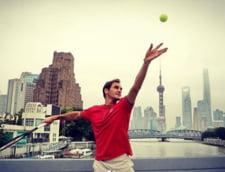 Roger Federer ii raspunde dur lui Gerard Pique
