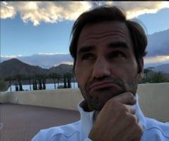 Roger Federer ii raspunde lui Ion Tiriac
