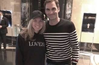 Roger Federer ii transmite un mesaj Simonei Halep inaintea finalei de la Wimbledon: Daca gandesti asa, vei pierde