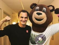 Roger Federer ii transmite un mesaj lui Naomi Osaka dupa ce a pierdut primul loc in clasamentul WTA