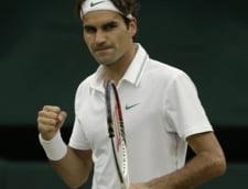 Roger Federer l-a batut pe Murray si a castigat turneul de la Wimbledon