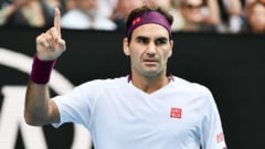 Roger Federer le- a tras clapa americanilor