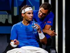 Roger Federer nu a fost invitat la nunta lui Rafa Nadal. Reactia tenismenului elvetian