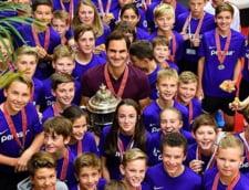 Roger Federer obtine o victorie categorica in Australia