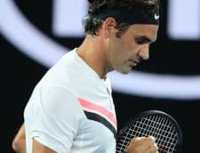 Roger Federer s-a calificat in finala Australian Open