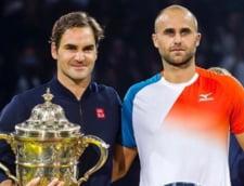 Roger Federer s-a tinut de cuvant dupa promisiunea facuta lui Marius Copil