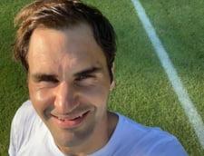 Roger Federer scrie o noua pagina de istorie in tenis